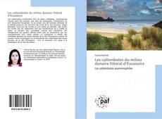 Portada del libro de Les collemboles du milieu dunaire littoral d'Essaouira