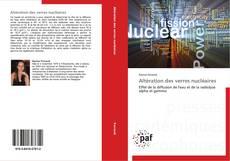 Capa do livro de Altération des verres nucléaires