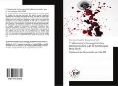 Bookcover of Traitement chirurgical des hémorroïdes par la technique HAL-RAR