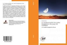 Portada del libro de La modernisation du cadre budgétaire des pays de l'UEMOA