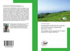 Bookcover of Cochenille radicole du manioc au Stictococcus vayssierei Richard, 1971