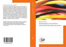 Bookcover of Automatique non linéaire