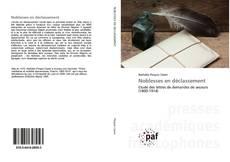 Buchcover von Noblesses en déclassement