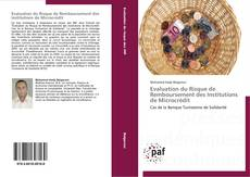 Bookcover of Evaluation du Risque de Remboursement des Institutions de Microcrédit