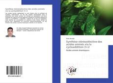 Bookcover of Synthèse stéréosélective des acides aminés via la cycloaddition 3+2