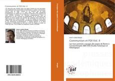 Bookcover of Communion et FOI Vol. II