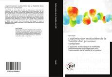 Buchcover von L'optimisation multicritère de la fiabilité d'un processus complexe