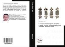 Borítókép a  Circuits analogiques intégrés - hoz