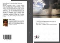 Bookcover of Contributions à l'estimation de quantiles extrêmes