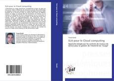 SLA pour le Cloud computing kitap kapağı