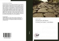 Bookcover of Grand prix de Rome