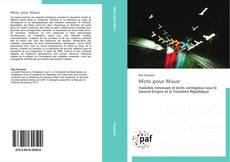 Bookcover of Mots pour Maux