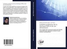 Обложка Validité prédictive de la Statique-99R et de ses dimensions