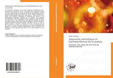 Bookcover of Approche  sémiotique et bachelardienne  de la poésie
