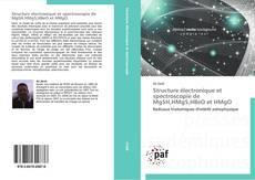 Bookcover of Structure électronique et spectroscopie de MgSH,HMgS,HBeO et HMgO
