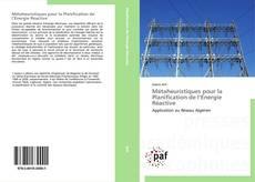 Capa do livro de Métaheuristiques pour la Planification de l'Energie Réactive