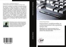 Couverture de Instructions conditionnelles et ordonnancement des systèmes temps-réel