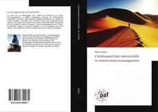Buchcover von L'introspection sensorielle