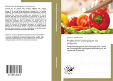Bookcover of Protection biologique de poivron