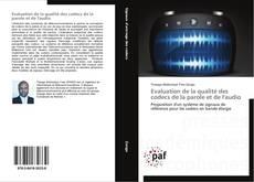 Capa do livro de Evaluation de la qualité des codecs de la parole et de l'audio