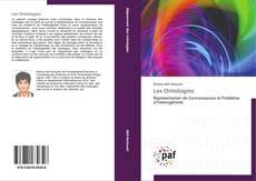 Capa do livro de Les Ontologies