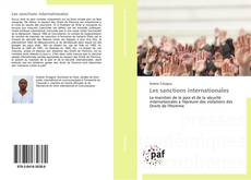 Bookcover of Les sanctions internationales