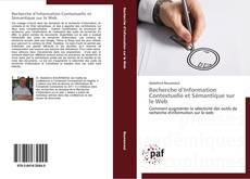 Buchcover von Recherche d'Information Contextuelle et Sémantique sur le Web