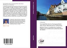 Portada del libro de Variabilité de la Composition des Eaux Résiduaires Urbaines