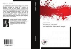 Bookcover of Violences urbaines