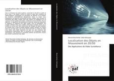 Buchcover von Localisation des Objets en Mouvement en 2D/3D