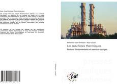 Capa do livro de Les machines thermiques