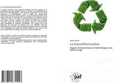 Capa do livro de La biométhanisation