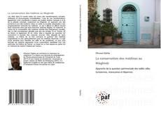 Capa do livro de La conservation des médinas au Maghreb