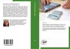 Capa do livro de Nouvelles technologies dans la documentation pedagogique