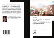 Capa do livro de Luminescence de nanocristaux de silicium