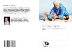 Capa do livro de La santé par le sport