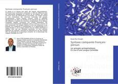 Bookcover of Syntaxe comparée français-persan