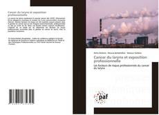 Portada del libro de Cancer du larynx et exposition professionnelle