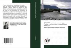 Buchcover von Presse régionale en République d'Irlande