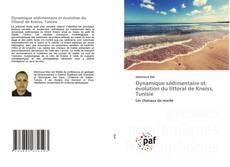 Capa do livro de Dynamique sédimentaire et évolution du littoral de Kneiss, Tunisie