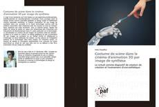 Capa do livro de Costume de scène dans le cinéma d'animation 3D par image de synthèse