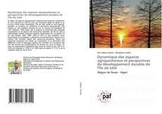 Couverture de Dynamique des espaces agropastoraux et perspectives de développement durable de l'île de Lété