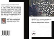 Capa do livro de Modélisation et simulation d'un réacteur chimique tubulaire
