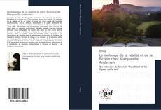 Buchcover von Le mélange de la réalité et de la fiction chez Marguerite Andersen
