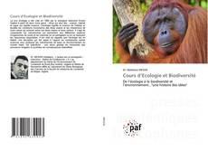 Couverture de Cours d'Ecologie et Biodiversité