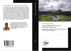 Bookcover of Susceptibilité des sols à l'érosion hydrique