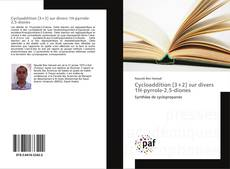 Bookcover of Cycloaddition [3+2] sur divers 1H-pyrrole-2,5-diones