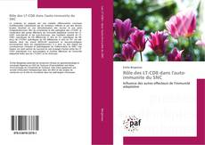 Bookcover of Rôle des LT-CD8 dans l'auto-immunite du SNC