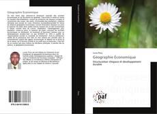 Copertina di Géographie Économique