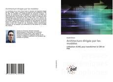 Copertina di Architecture dirigée par les modèles